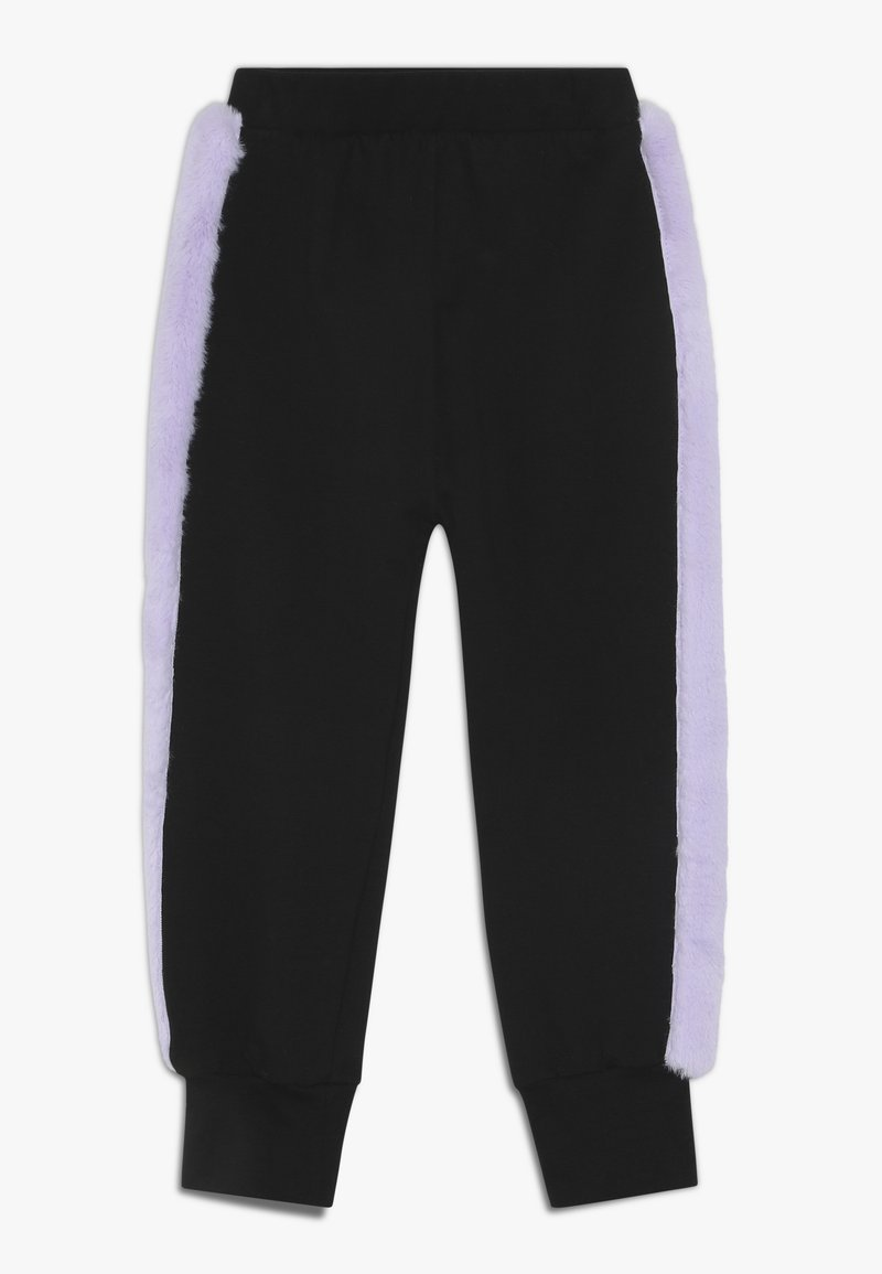 WAUW CAPOW by Bangbang Copenhagen - I RULE - Pantalones deportivos - black