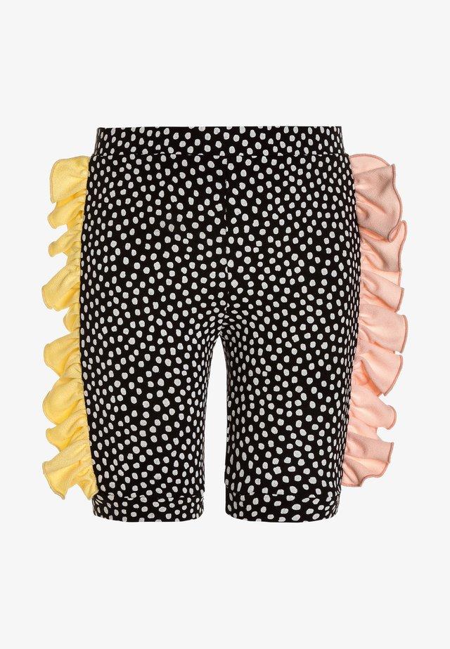 POP - Shorts - black/white