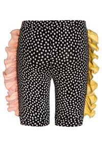 WAUW CAPOW by Bangbang Copenhagen - POP - Shorts - black/white - 1