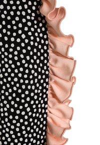 WAUW CAPOW by Bangbang Copenhagen - POP - Shorts - black/white - 2