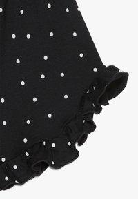 WAUW CAPOW by Bangbang Copenhagen - AUGUSTA DOT - Shorts - black/white - 4
