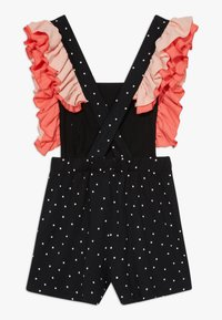 WAUW CAPOW by Bangbang Copenhagen - FRILL - Overall / Jumpsuit /Buksedragter - black/white - 1
