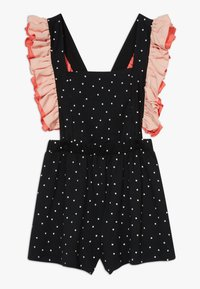 WAUW CAPOW by Bangbang Copenhagen - FRILL - Overall / Jumpsuit /Buksedragter - black/white - 0