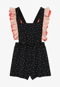 WAUW CAPOW by Bangbang Copenhagen - FRILL - Overall / Jumpsuit /Buksedragter - black/white - 2