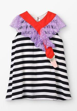 SOLAIMA - Day dress - black/white