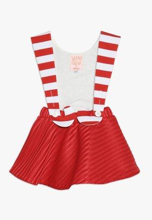 CANDY GIRL - Vestido de cóctel - red