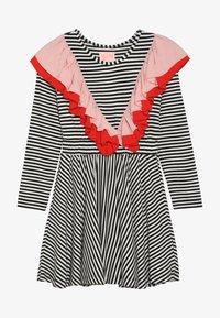 WAUW CAPOW by Bangbang Copenhagen - MONA - Jersey dress - black/white - 2