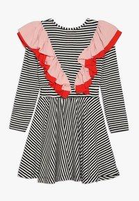 WAUW CAPOW by Bangbang Copenhagen - MONA - Jersey dress - black/white - 1
