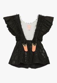 WAUW CAPOW by Bangbang Copenhagen - BIRD GIRL - Korte jurk - black - 0