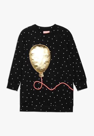 HOLD ON - Jersey dress - black