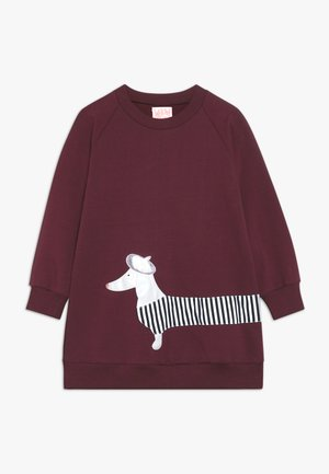 FRENCHY - Day dress - bordeaux