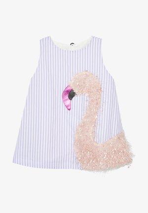 SUGAR - Day dress - purple/white