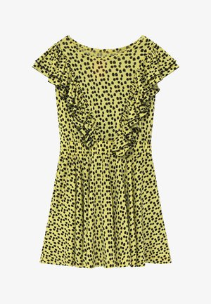 SAYDEE - Jersey dress - yellow