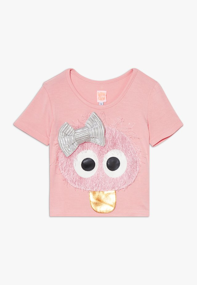 CUTE CONNIE - Print T-shirt - pink