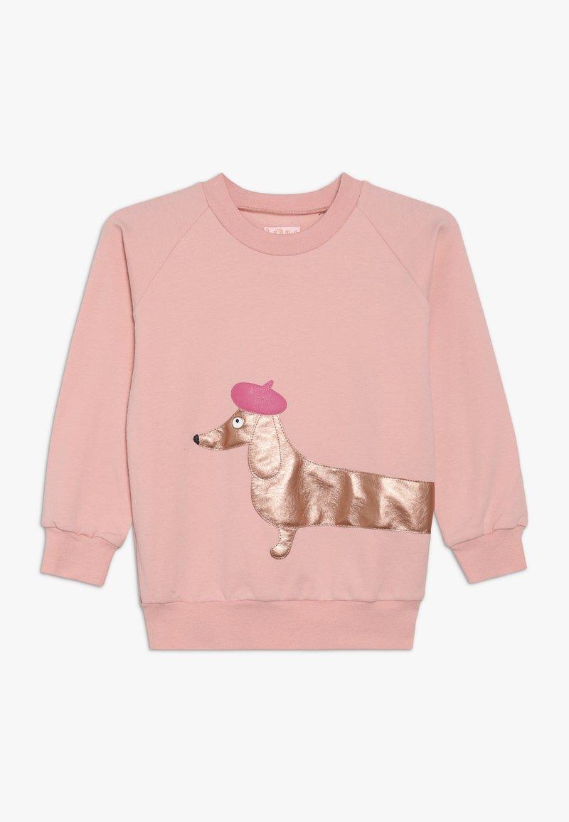 WAUW CAPOW by Bangbang Copenhagen - SAUSAGE - Sweatshirt - pink