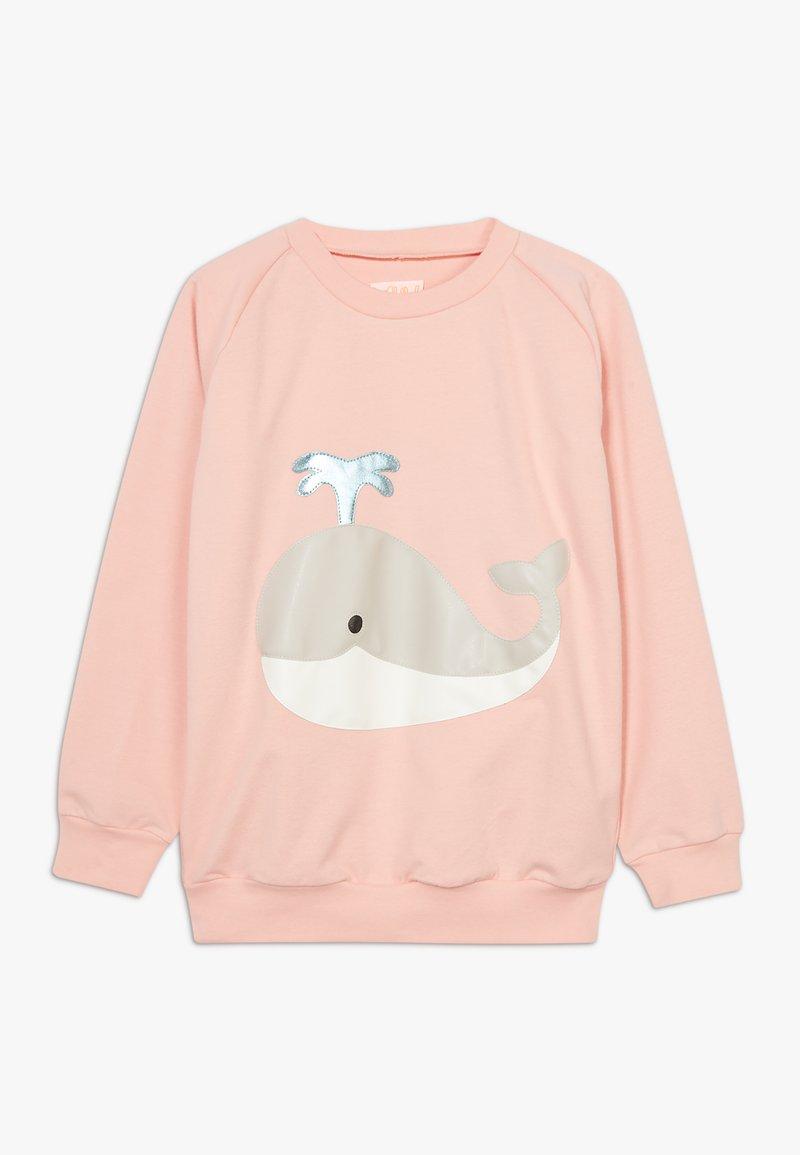 WAUW CAPOW by Bangbang Copenhagen - BIG - Sweatshirts - pink