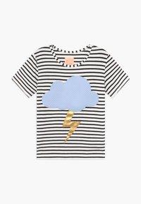 WAUW CAPOW by Bangbang Copenhagen - STORM - T-shirts print - black/white - 0