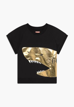 KING - T-shirts print - black