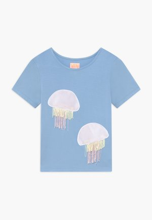 DRIFTING - T-Shirt print - light blue
