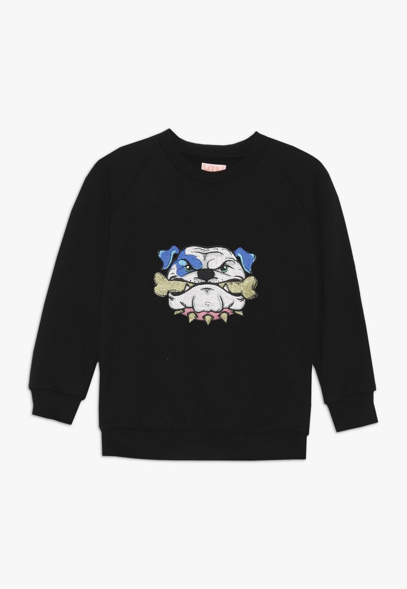 WAUW CAPOW by Bangbang Copenhagen - LITTLE LARRY - Sweatshirt - black