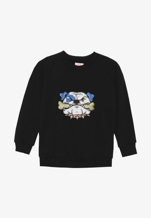 LITTLE LARRY - Sudadera - black