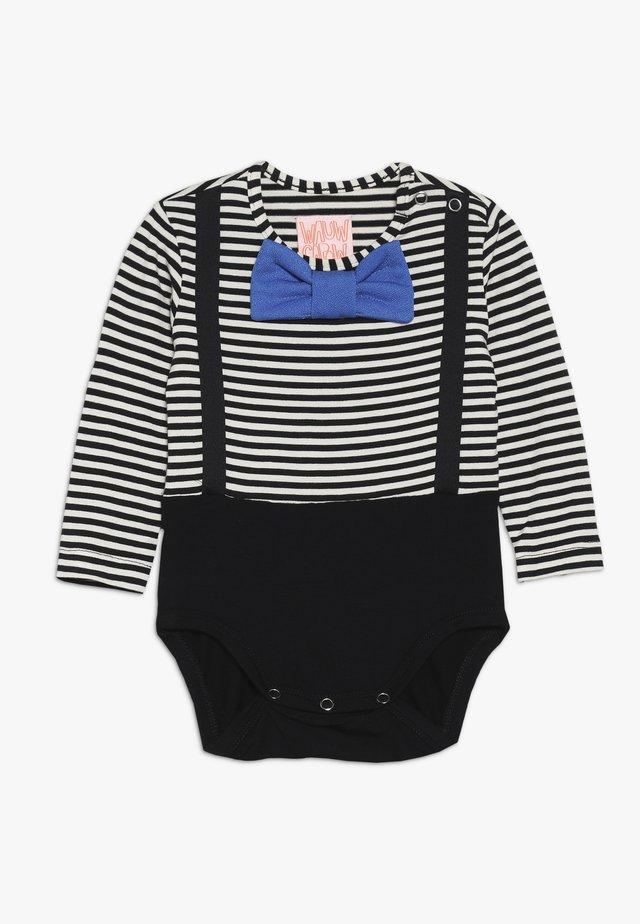 DEXTER BABY - Langarmshirt - black/white