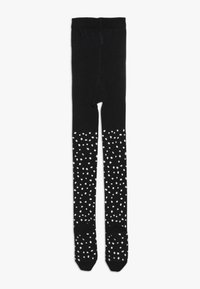 WAUW CAPOW by Bangbang Copenhagen - LET IT GO - Tights - black/white
