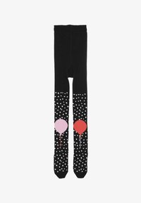 WAUW CAPOW by Bangbang Copenhagen - LET IT GO - Tights - black/white - 2