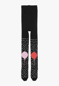 WAUW CAPOW by Bangbang Copenhagen - LET IT GO - Tights - black/white - 0