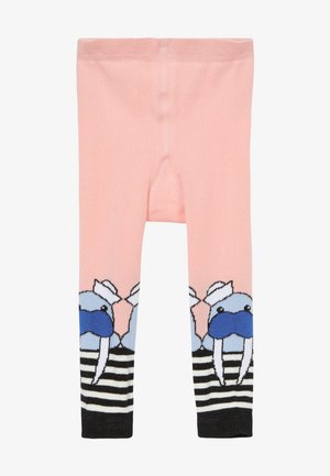 WALLY TIGHTS - Leggings - pink