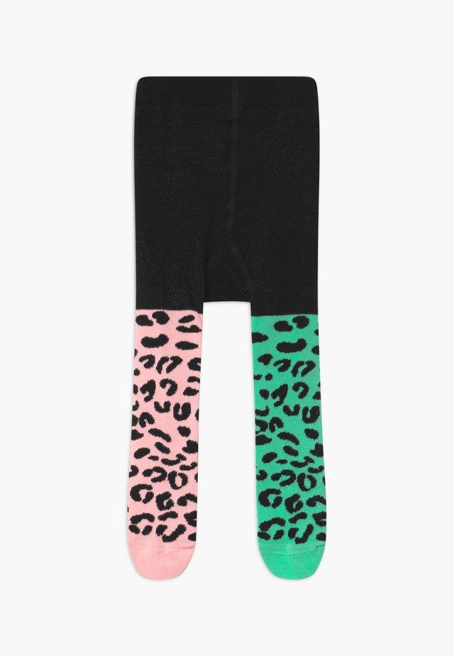 LEO TWIST BABY - Collants - pink/mint