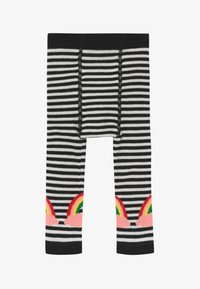 WAUW CAPOW by Bangbang Copenhagen - LUCKY RAINBOW - Leggings - white/black - 2