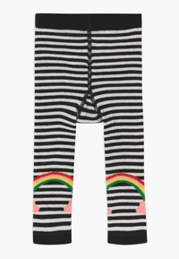 WAUW CAPOW by Bangbang Copenhagen - LUCKY RAINBOW - Leggings - white/black - 0