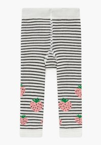 WAUW CAPOW by Bangbang Copenhagen - STRAWBERRY - Leggings - white/black - 0