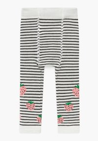 WAUW CAPOW by Bangbang Copenhagen - STRAWBERRY - Leggings - white/black - 1