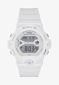 Baby-G - Digitaalikello - weiß - 1