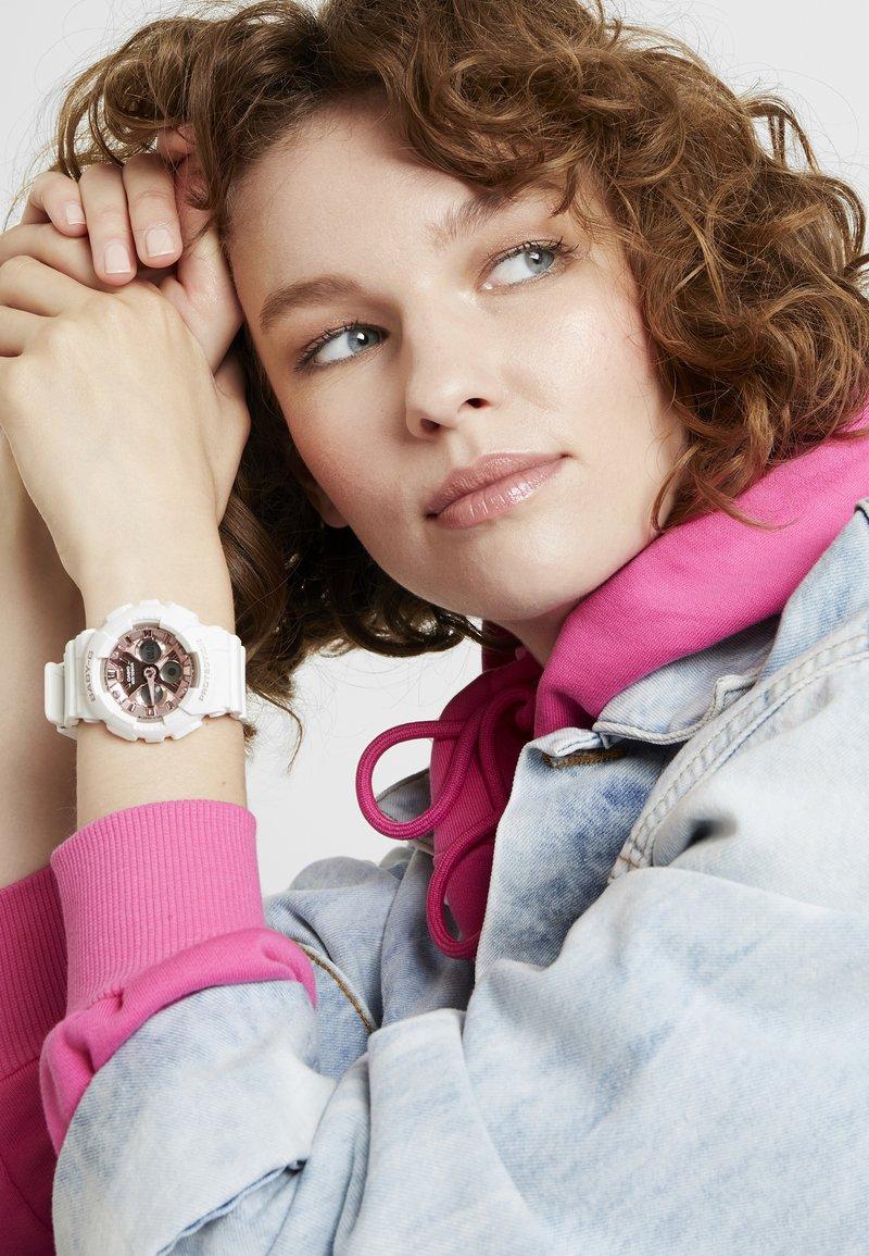 Baby-G - Reloj digital - weiss/rosa