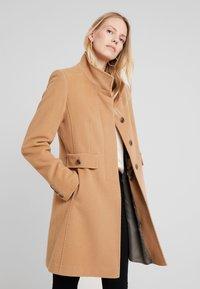Barbara Lebek - Classic coat - camel - 0
