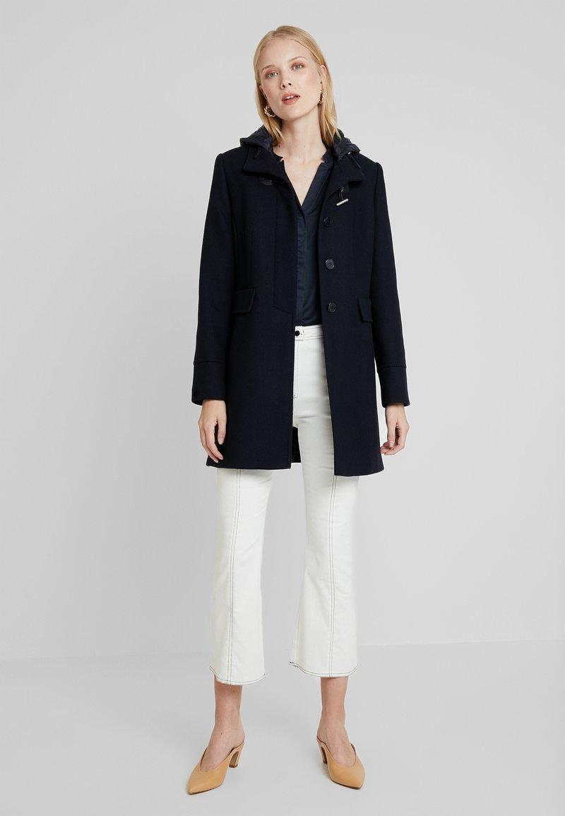 Barbara Lebek - Classic coat - navy
