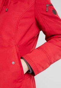 Barbara Lebek - Winter coat - signal red - 6