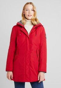 Barbara Lebek - Winter coat - signal red - 0