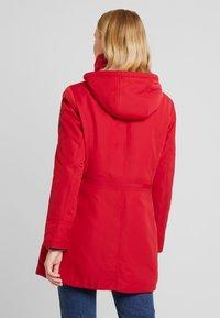 Barbara Lebek - Winter coat - signal red - 2