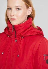 Barbara Lebek - Winter coat - signal red - 4