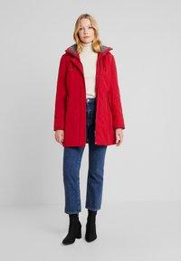 Barbara Lebek - Winter coat - signal red - 1