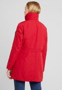 Barbara Lebek - Winter coat - signal red - 3