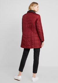 Barbara Lebek - Winter coat - burgundy - 3