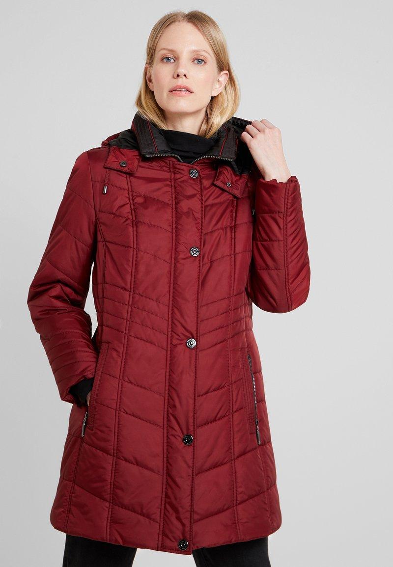Barbara Lebek - Winter coat - burgundy