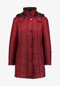 Barbara Lebek - Winter coat - burgundy - 4