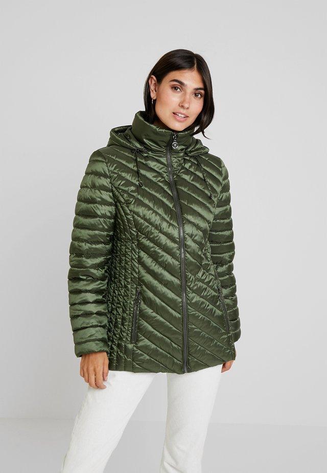 Manteau court - green