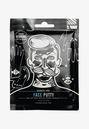 FACE PUTTY 3 X 7G - Gesichtsmaske - neutral